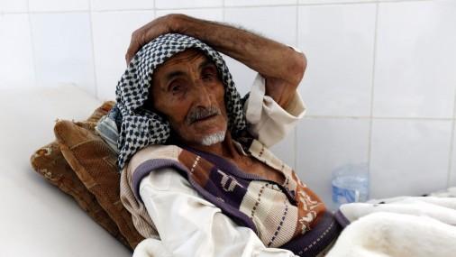 Holeras uzliesmojums Jemenā