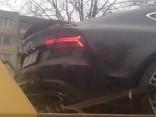 Noslepkavotās Ievas Strazdauskaites auto