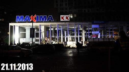 Zolitūdes traģēdija - 21.11.2013