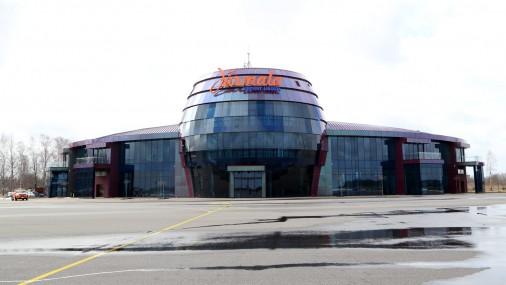 """Новый терминал аэропорта """"Юрмала"""""""