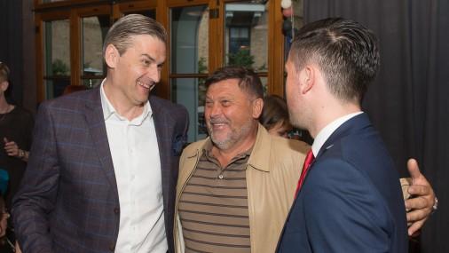 Бондар и Пуце отметили непредвиденные успехи партии