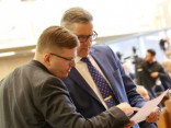 Первое заседание нового созыва Рижской думы