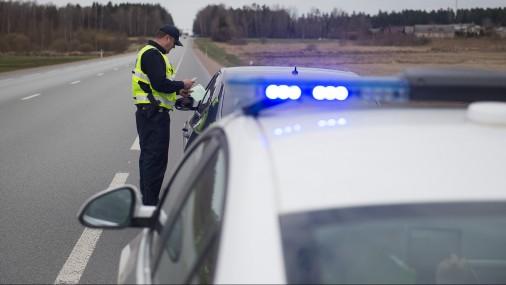 Viseiropas ātruma kontroles maratons kopā ar ceļu policiju