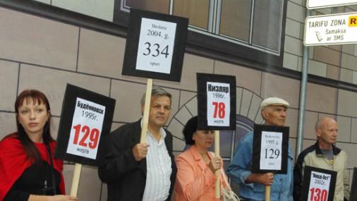 Активисты ЗаПЧЕЛ призывают переименовать улицу Дж. Дудаева