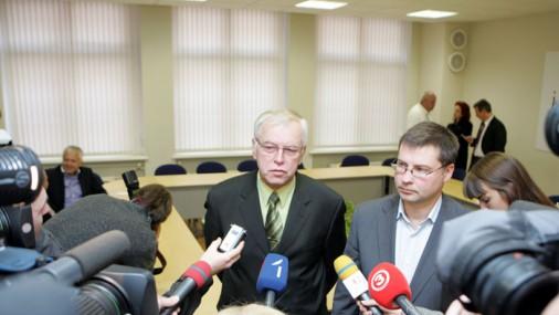 Начались переговоры о создании коалиции