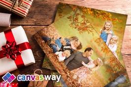 Kanva – perfekta dāvana svētkos Taviem mīļajiem