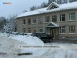 Stipendiāti novados cīnās ar sniegu 2011.01.10