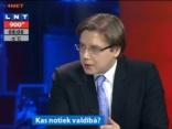 Ušakovs: šī valdība kritīs vēl pirms vēlēšanām