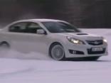 Subaru Legacy apskats