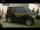 Elektromobiļi Ženēvas auto šovā. 1. daļa