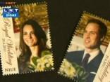 Pastmarkās šķir Princi Viljamu un Midltoni