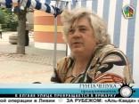 В Елгаве улица превращается в ярмарку