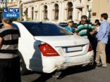 Monako iebuktē dārgus auto