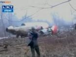 Smoļenskas aviokatastrofas ekspertīzes rezultāti