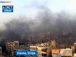 Sīrijas armija nogalina civiliedzīvotājus