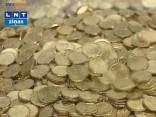 Sīknaudā slēpj 40 000 eiro