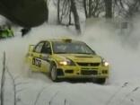 Halls Winter Rally II daļa