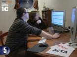 Pievienošanās ACTA izraisa sašutumu