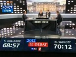 Francijā sīva cīņa par prezidenta krēslu