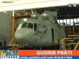 RTU zinātnieki testē lidmašīnas