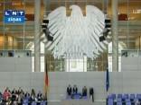 Merkele aicina nepārvērtēt Vācijas resursu iespējas