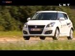 Iepazīsties ar Suzuki Swift Sport