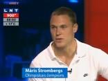 Māris Štrombergs par sasniegumiem un nākotnes plāniem