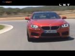 Pirmais brauciens ar BMW M6