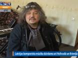 Latvijas komponista mūzika dzirdama arī Holivudā un Krievijā
