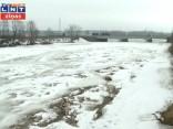 Kurzemes upēs sākusies ledus iešana