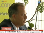 Убытки airBaltic - 19 млн латов