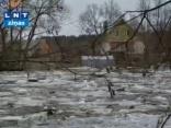 Nepieciešamības gadījumā spridzinās Daugavas ledu