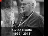 Mūžībā aizgājis kino operators Gvido Skulte