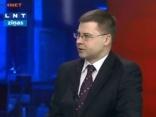 Dombrovskis: PB rekomendācijas jāuztver piesardzīgi