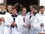 Noslēdzas Vissvētākās Jaunavas Marijas debesīs uzņemšanas svētki Aglonā
