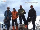 Video: latviešu alpīnisti no Pamiras kalna virsotnes