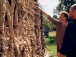 Raidījumā TE!: Kleķa būdiņas Latgalē arī mūsdienās