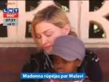 Madonna Malāvijā būvē skolu