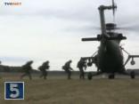 NATO valstu armiju spēki  tika vadīti tieši no Latvijas