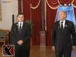 Dombrovskis: pirmais premjers, kurš atkāpjas, uzņemoties t.s. politisko atbildību