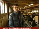 Jaunais veiksmīgais zemnieks Madlienā