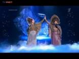 Пелагея и Тина Кузнецова с композицией Now we are free