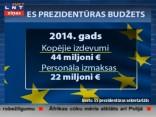 Cik izmaksās Latvijas prezidentūra ES?