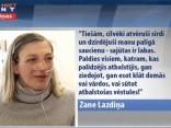 Latvijas iedzīvotāji saziedojuši visu nepieciešamo summu, lai glābtu Zanes Lazdiņas dzīvību