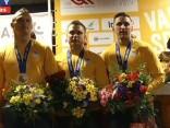 Prieka asaras, ovācijas un labi padarīta darba izjūta, sagaidot beidzamos olimpiešus