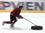 Kāds ir hokejistu noskaņojums pirms došanās uz Minsku?