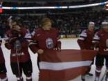 Mūsu valsts izlase ar 3:2 pieveic Somiju