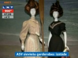 ASV sieviešu garderobes  izstāde