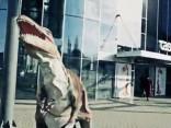 «AHHAA, dinozauri!»