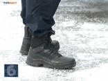 Lai atturētu policistus no «baskāju protesta», bez konkursa iepirks 500 ziemas zābakus